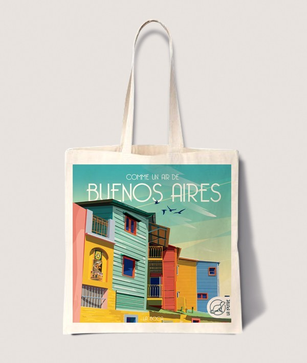 tote bag buenos aires