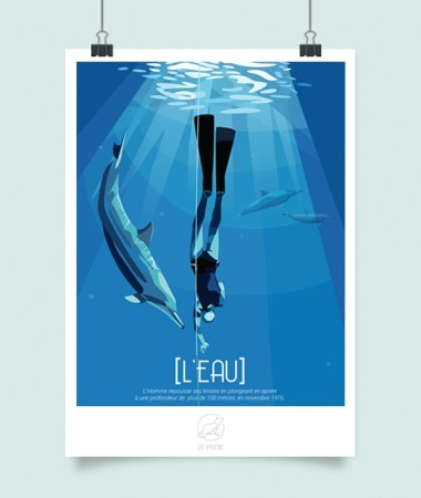 AFFICHE JACQUES MAYOL