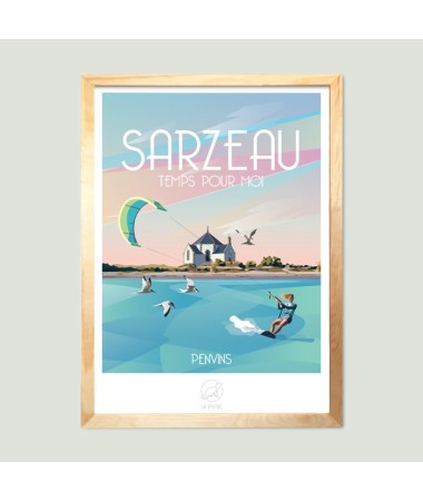 affiche sarzeau