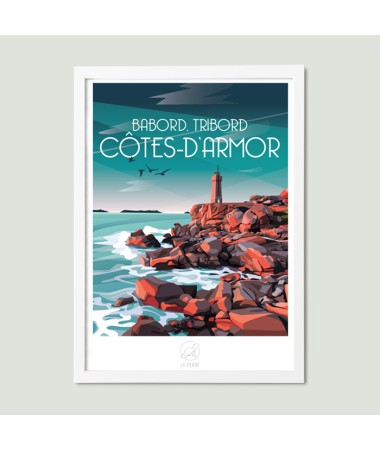 poster cote armor