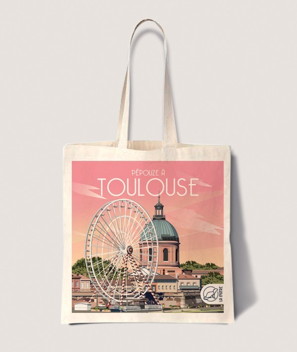 tote bag toulouse