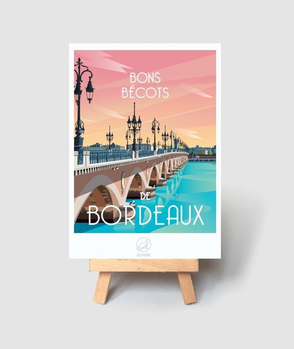Carte Horizon Bordeaux.Carte Bordeaux La Loutre